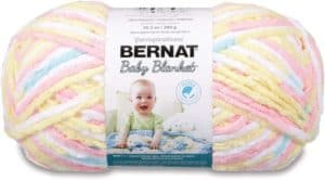 Bernat Luxurious & Soft Baby Yarn