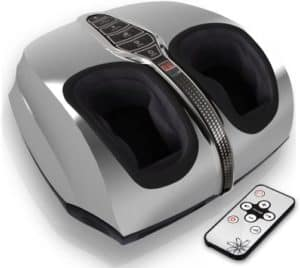 SereneLife Foot Massager for Heels & Ankles