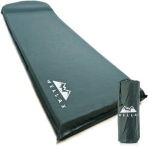 WELLAX Ultrathick Camping Mattress