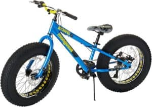 Mongoose Kong Fat Tire Mountain Bike for Kids