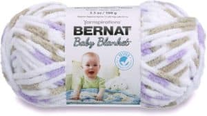 Bernat Luxurious Baby Yarn