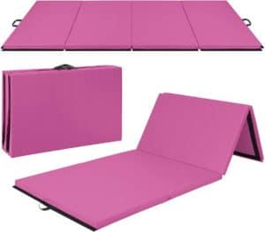 Best Choice Products 4-Panel Yoga Mat