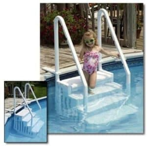 Splash Net Express Easy Pool Above Ground Pool Step