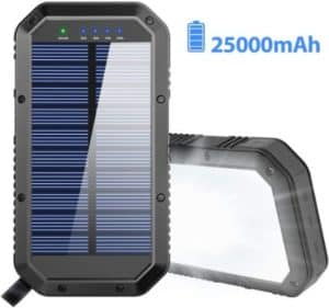 Eco-Worthy Solar Charger for Batteries