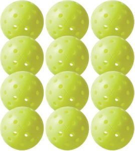 Franklin Sports X-40 Outdoor Pickleballs