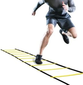 GHB Pro Agility Ladders 12 Rung 20ft with Carrying Bag