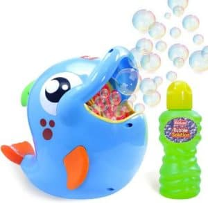 Kidzlane Bubble Machines for Kids and Toddlers