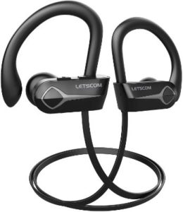 LETSCOM Wireless Headphones for Snowboarding