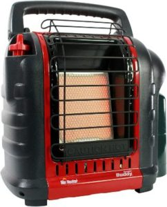Mr. Heater Safe and Portable Kerosene Heater for Indoor Uses