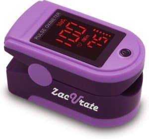 Zacurate Pro Series Portable Pulse Oximeters