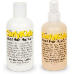 Curlykids Curl Defining Curly Hair Products for Kids