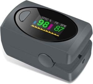 Lovewee Portable Pulse Oximeters Fingertip