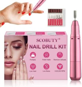 SCOBUTY Multi-functional Nail Drill Machines