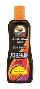 Australian Gold Dark Indoor Tanning Lotions Without Bronzer