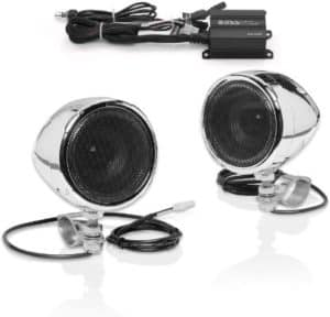 BOSS Audio Systems Motorcycle Bluetooth Speakers