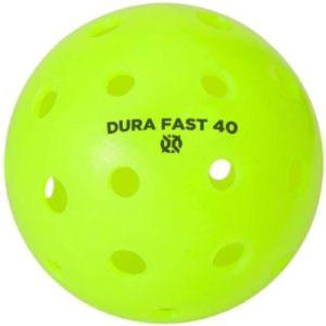 Pickle-Ball Outdoor Pickleballs 40 Balls