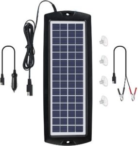 Powoxi PV Glass Solar Charger