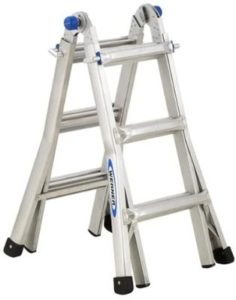 Werner Telescoping Multiposition Ladders