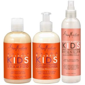 CurlyKids Mixed Curly Hair Products for Kids