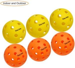 EasyTime Stable Outdoor Pickleballs