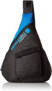 Pickleball Padded Central Bag with Pockets