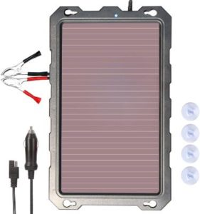 Suner Power Patented Solar Charger