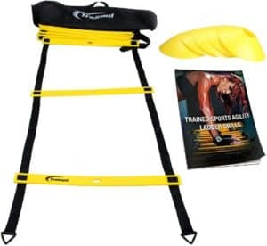 Trained Agility Ladders and Carry Case