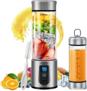 AHNR Compact Blender with LED