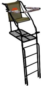Millenium Treestands Ladder Stands for Bowhunting