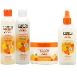 Cantu Curly Hair Products for Kids