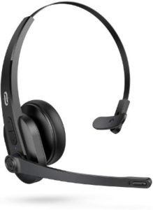 TaoTronics Bluetooth Headset for Truckers with Microphone