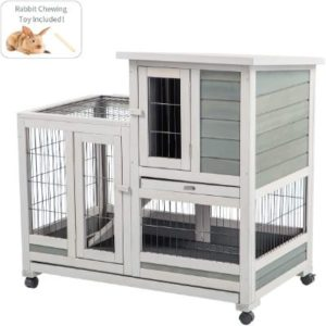U-MAX Outdoor Indoor Rabbit Cages