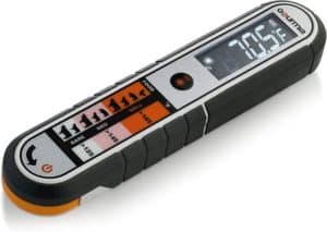 YUOCEAN Adjustable Infrared Thermometers for Cooking