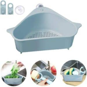 Outivity Big Capacity Kitchen Sink Strainers