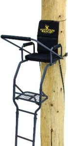 Rivers Edge RE647 Ladder Stands for Bowhunting