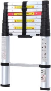 WolfWise Aluminum Multiposition Ladders