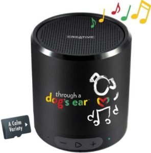 iCalmDog bluetooth speaker for classical music