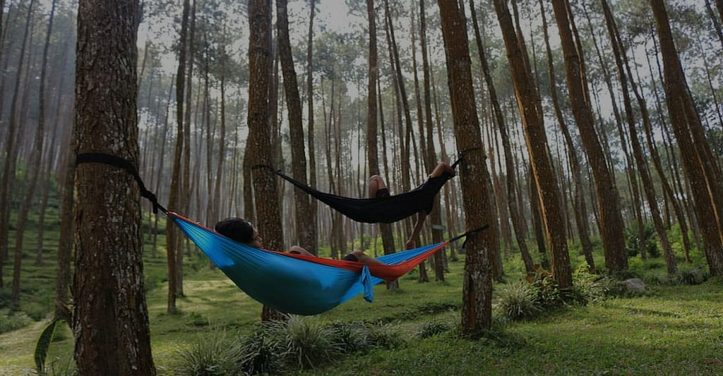Outdoor Weatherproof Hammocks
