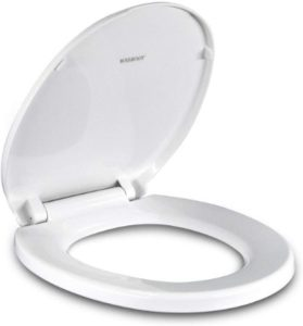 Durable & Non-Slip Toilet Seat