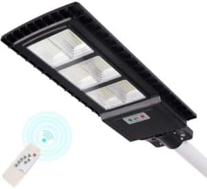 Outdoor Solar Street Lights With Remote