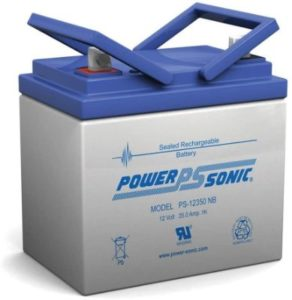 Power Sonic Spill-proof Deep Cycle Battery