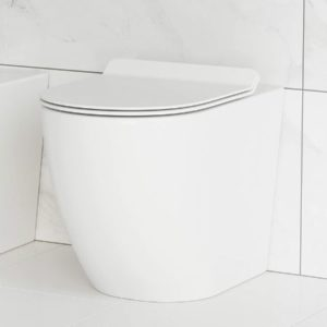 Tropez Back To Wall Toilet