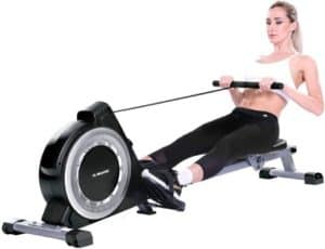 MaxKare Compact Rowing Muscle for Muscle Building
