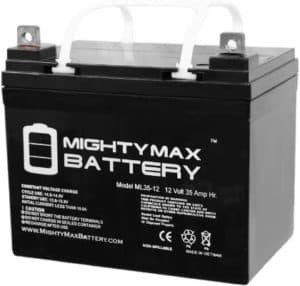 Mighty Max Shock-resistant Battery