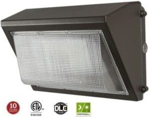 Waterproof Outdoor Commercial LED Light