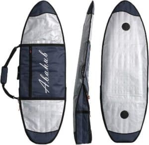 Abahub double-stitched surfboard bag