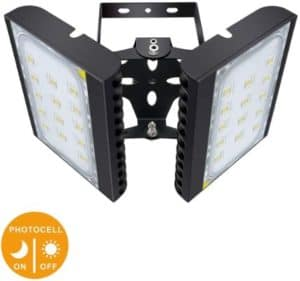 Commercial LED Flood Light With Photocell