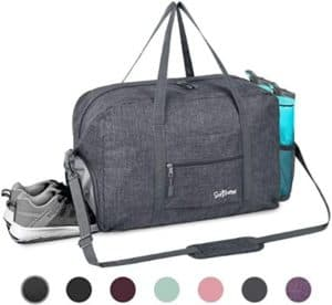 Kuston Crossfit Bags with Pockets