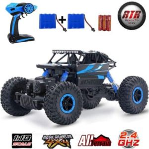 Off-Road Remote Control Car With Climbing Ability