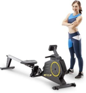 Circuit Fitness Stable Folding Rowing Machine